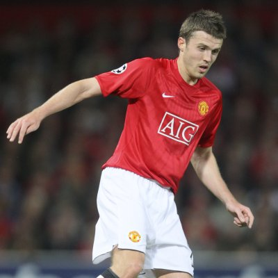 Michael Carrick Manchester United Player