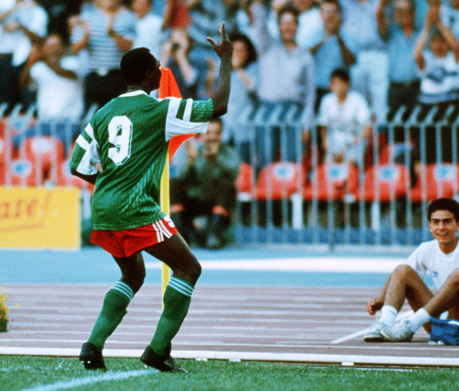 56192552 World Cup Legends #2: Cameroon 1990