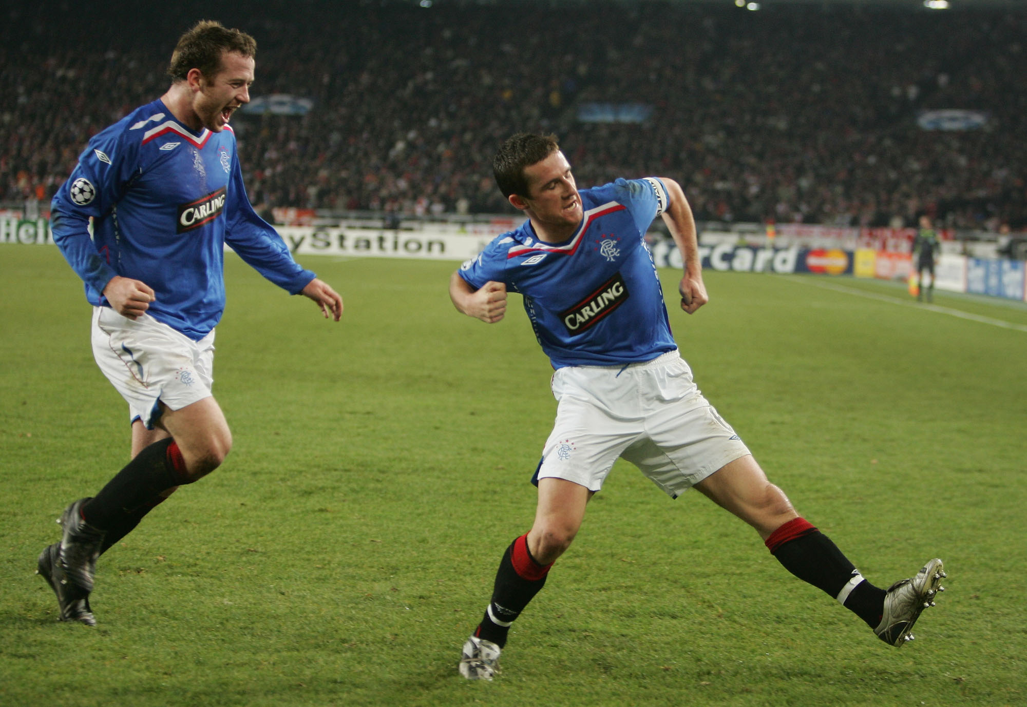 Champions League Review Vfb Stuttgart 3 2 Rangers A Rangers Lose But Should Still Qualify Who Ate All The Pies