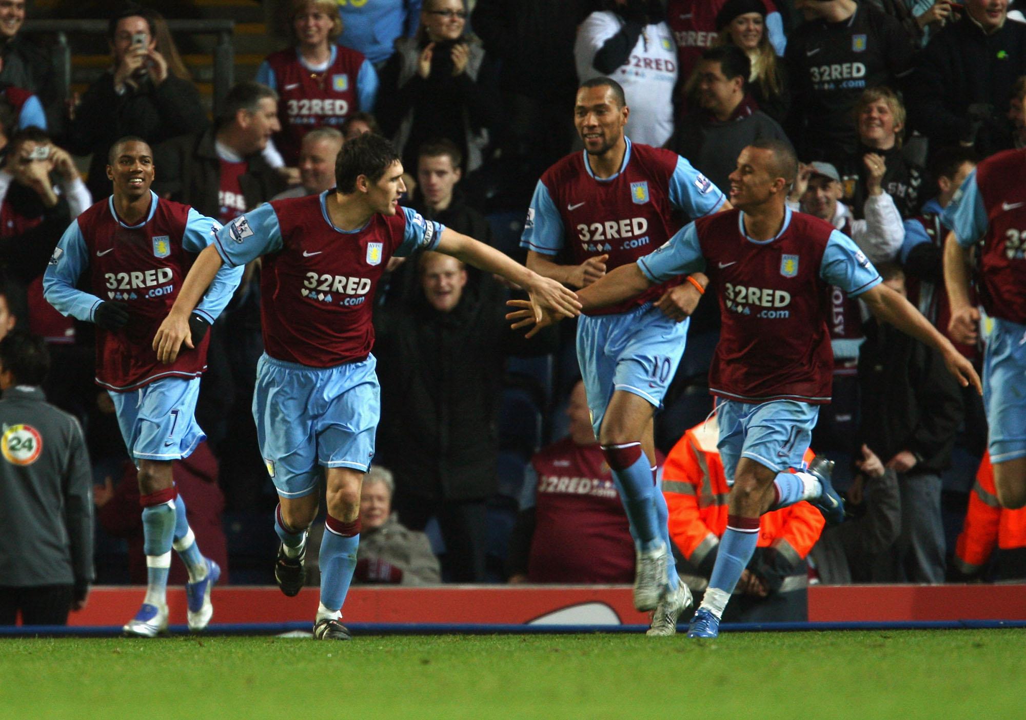 Barry Aston Villa