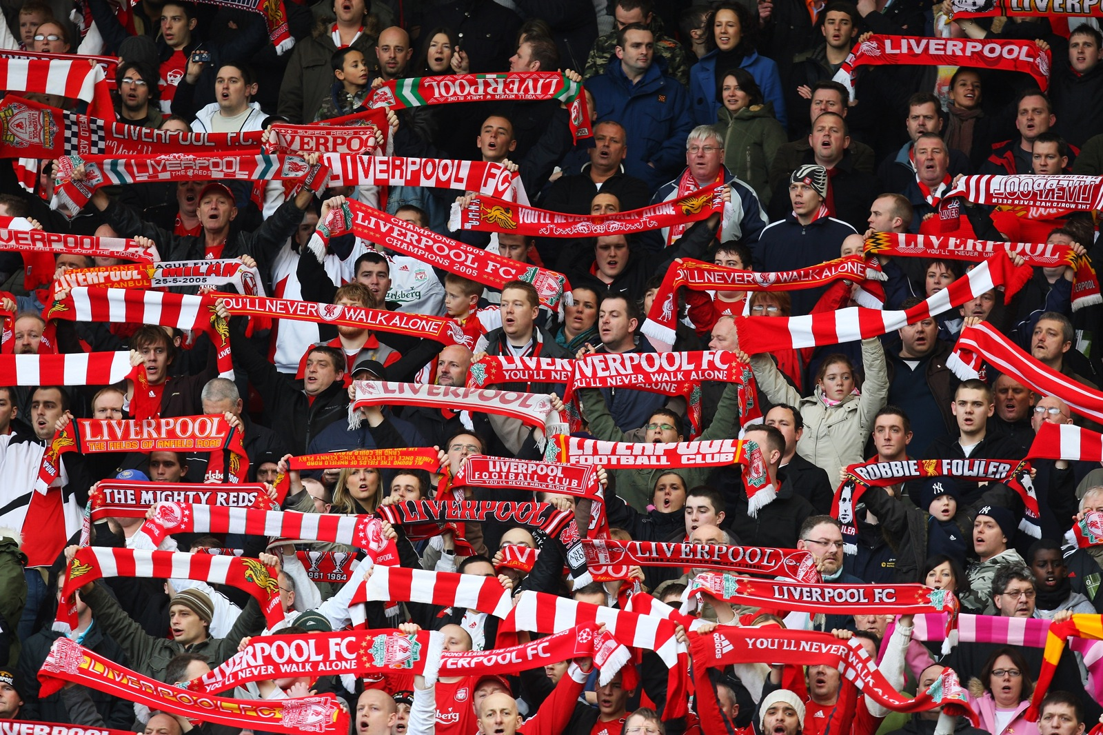 100 000 Liverpool Fans Plan Takeover 226 Quot Are They Having A