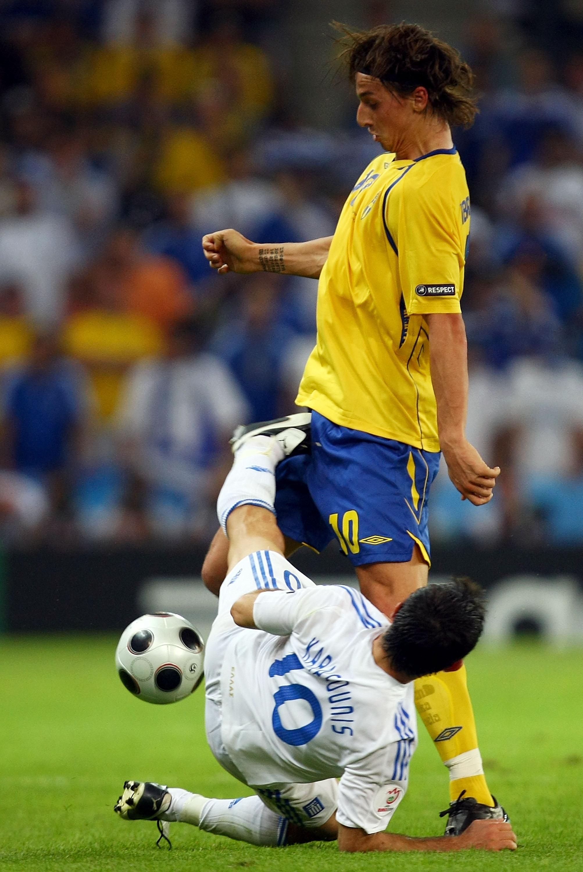 Ibrahimovic Swedish Anthem
