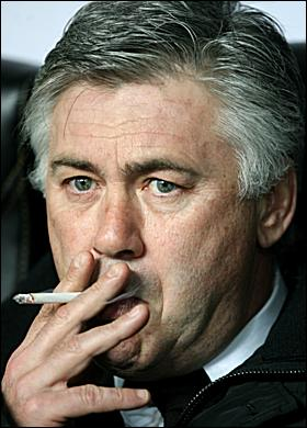 Achy-breaky news  Carlo Ancelotti appointed new Chelsea managerAncelotti Player