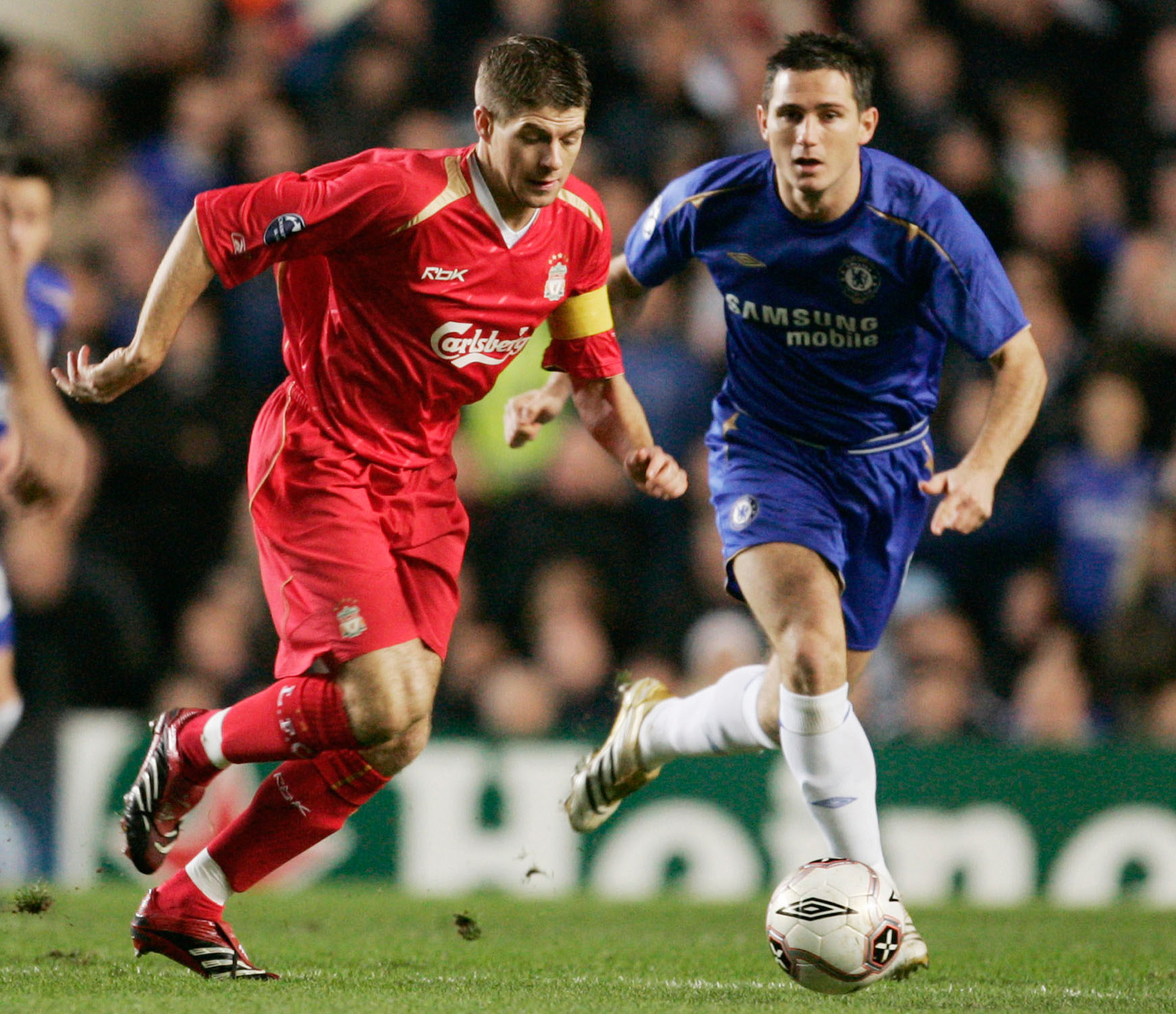 Barcelona Vs Liverpool Who Makes The Combined Xi Ahead Of: Jose Mourinho Picks Steven Gerrard Over Frank Lampard (in