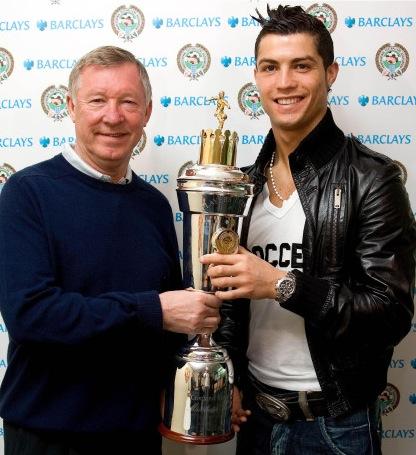 Cristiano Ronaldo Wins PFA Player Of The Year Again Who