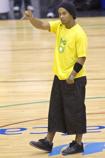 ronaldinho is fat
