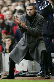 Jose Mourinho Flouted Touchline Ban By Escaping From