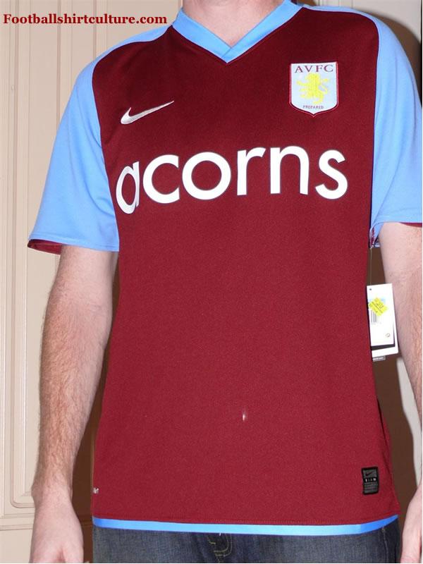 Aston Villa  Shirt
