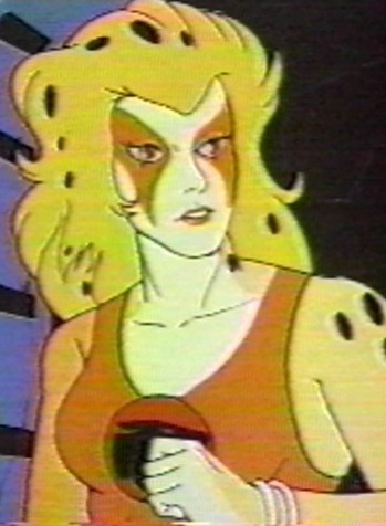 Thundercats Characters Cheetara on If You Were A Cartoon Character    Generalforum Com