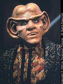 Shit Lookalikes: Daniel Alves and Quark from Star Trek