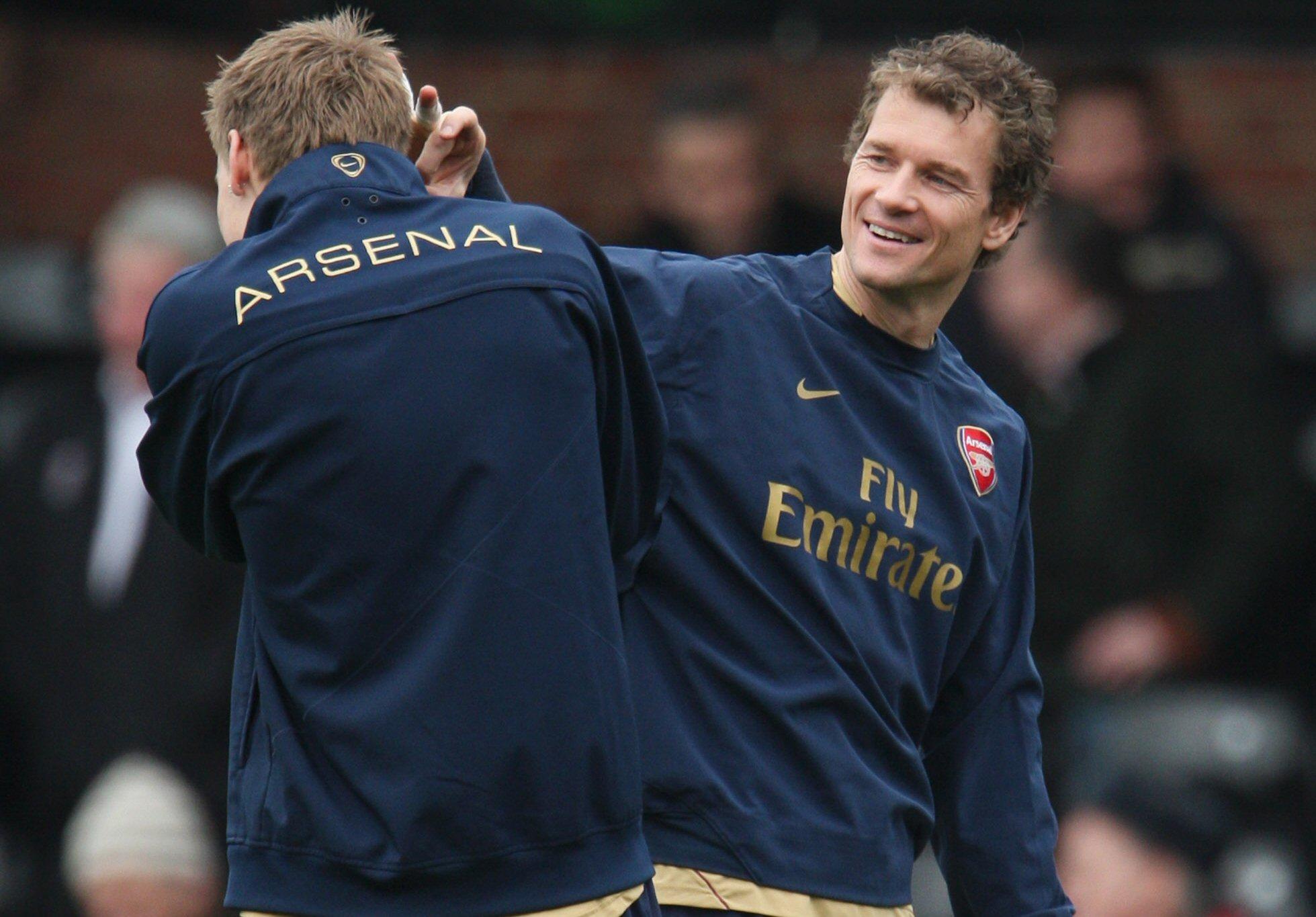 Lehmann praises Arsenal shot-stopper as one of the best ever