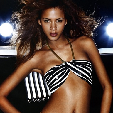 The Football WAG Index No.1: Noemie Lenoir
