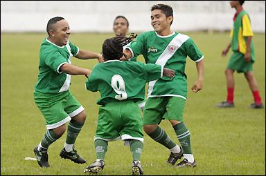 Team for midget Football