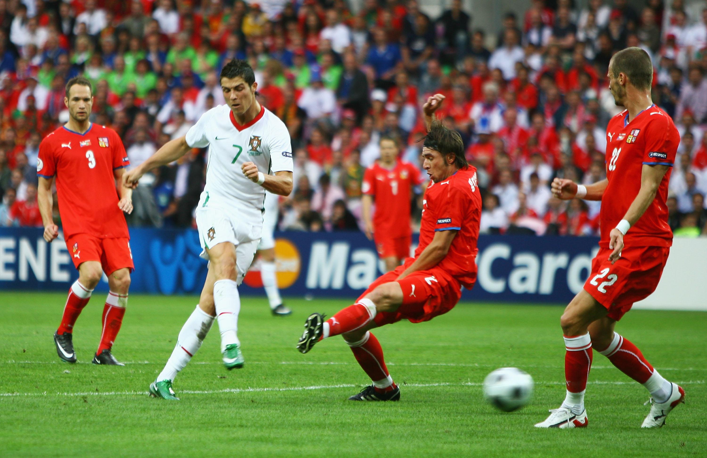 Все Голы Евро 2008