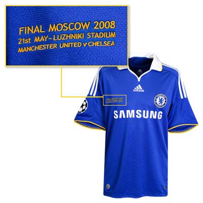 save off 28b8d 5c72f Versus: Man Utd vs Chelsea, Champions League Final kits ...