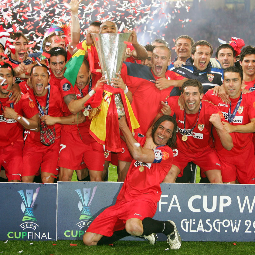 Uefa Cup to be rebranded as Europa League  Because what