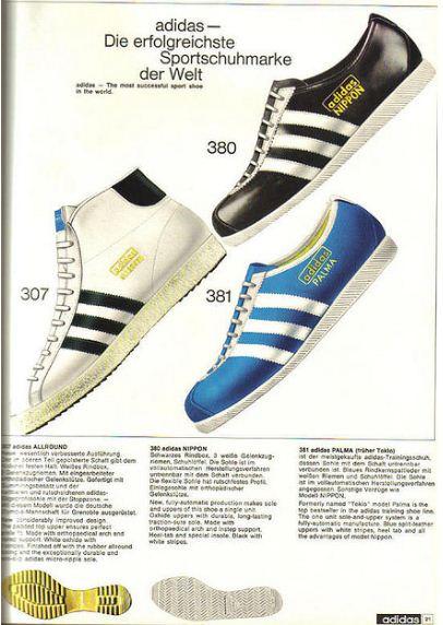 catalogue adidas