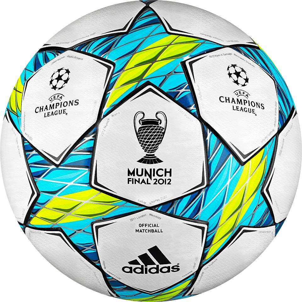 Champions League Final 2012: Adidas Launch New 'Slime Green' Predator Boots & Champions