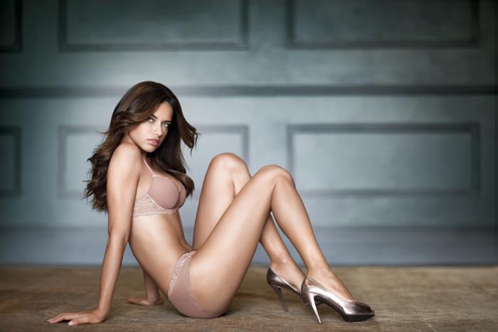 Самые красивые голые модели фото