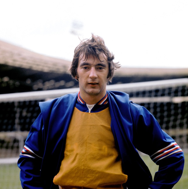 Allan Clarke - The Only Ones