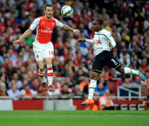 Arsenal 1-1 Tottenham – Oxlade Chamberlain Secures Point For Gunners ...