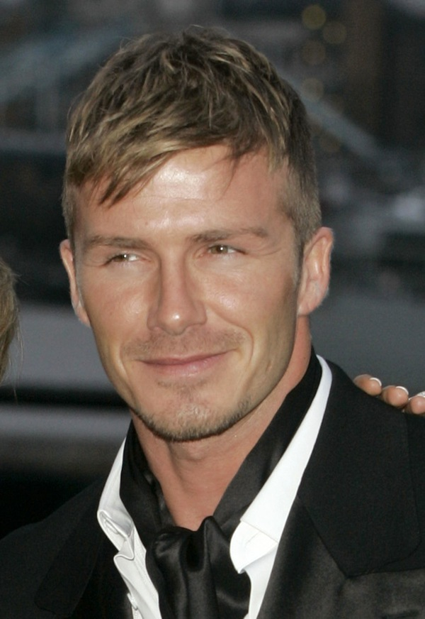 david beckhams hairstyles. David Beckham hairstyles