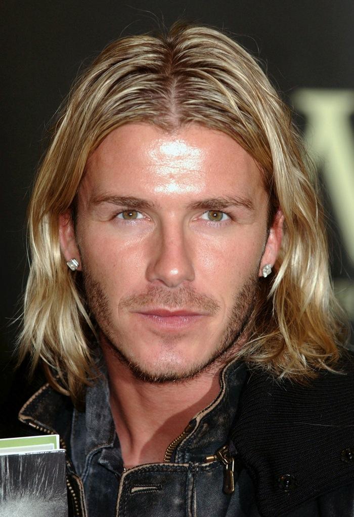 David Beckham Hairstyle ~ Prom Hairstyles