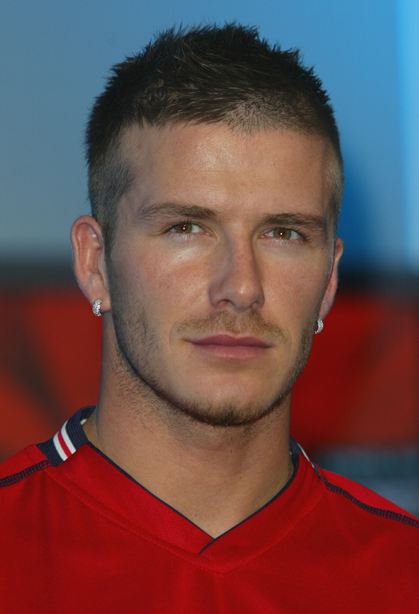 In photos: Top 14 David Beckham hairstyles | Who Ate all ... David Beckham