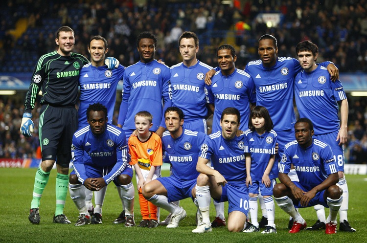Photos Chelsea 2 2 Apoel Nicosia Champions League Who