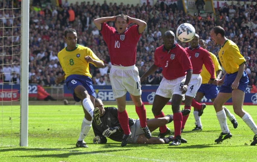 England Brasilien