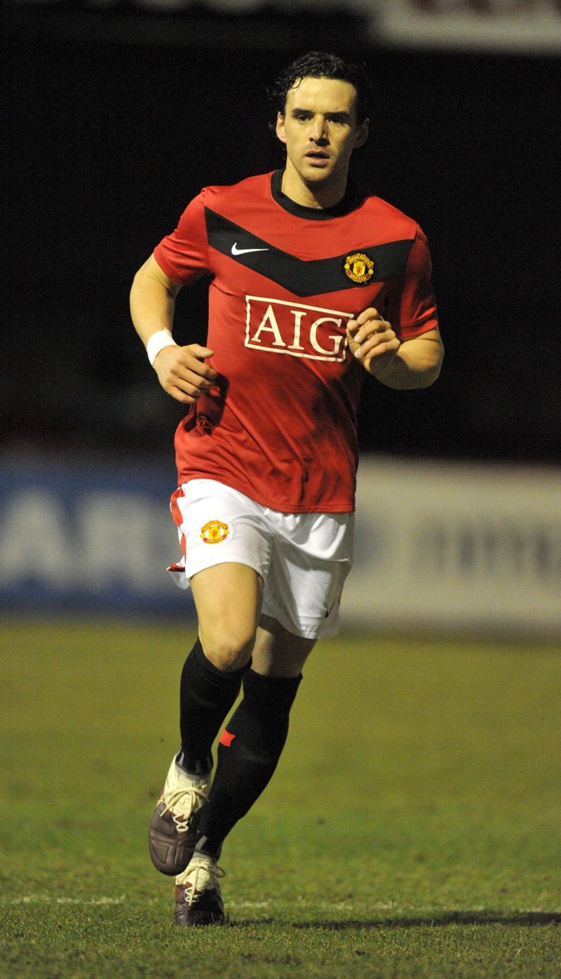 Photos owen hargreaves makes man utd comeback for reserves who pa 8532188 altavistaventures Choice Image