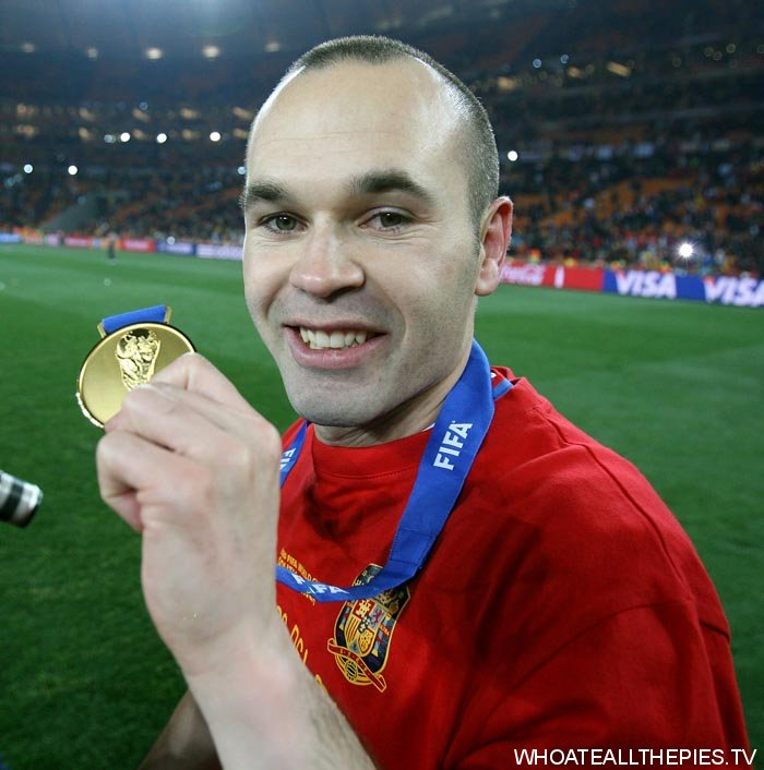 Iniesta World Cup Final Celebration Pa-photos_t_world-cup-final