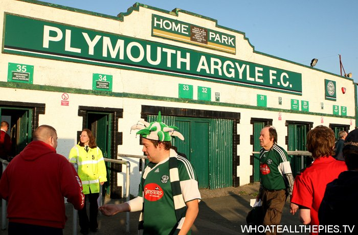 Around The Grounds Home Park Plymouth Argyle