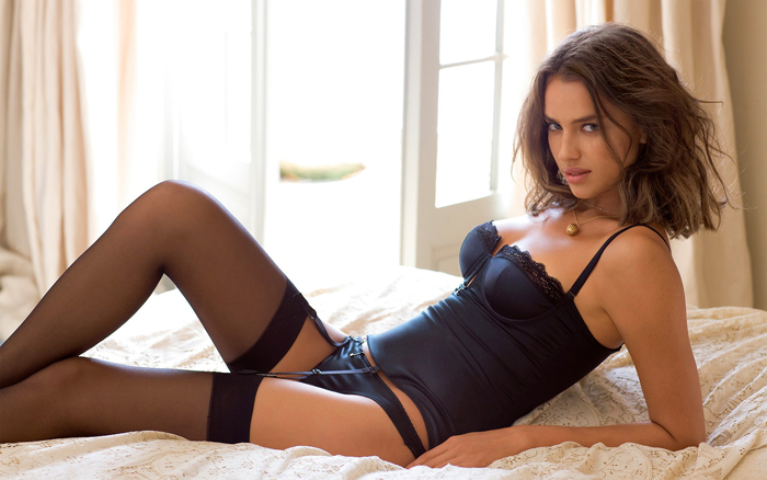 Wag irina shayk plans to marry cristiano ronaldo this year for Hot blog photos
