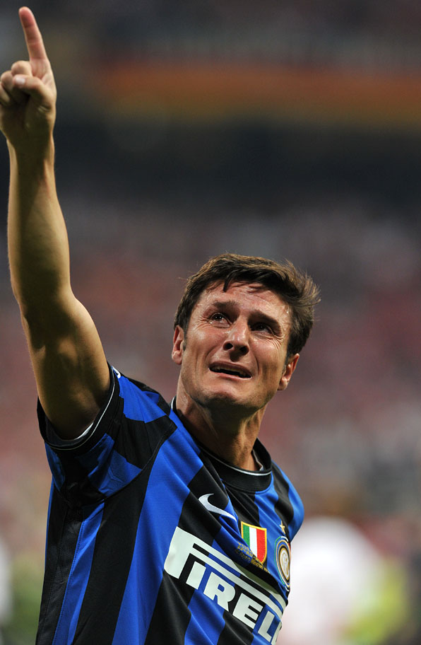 Let's Hear It For… Javier Zanetti | Who Ate all the Pies