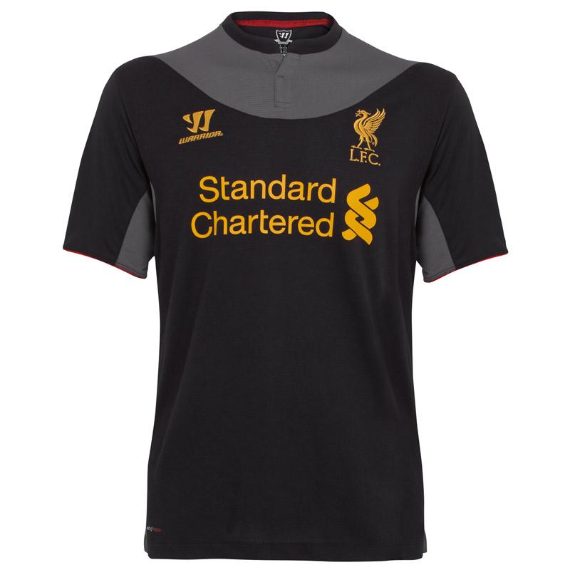 Liverpool uitshirt 2012/2013
