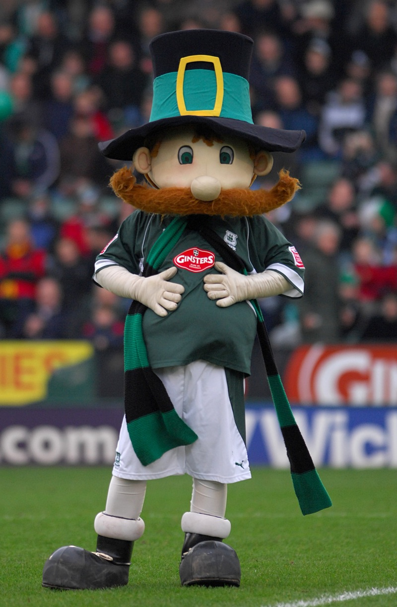 The Football Mascot Index No 2 Pilgrim Pete Plymouth