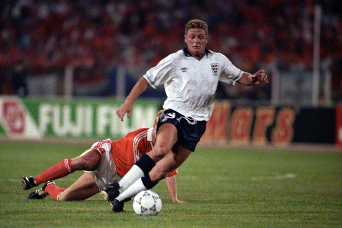 Image result for paul gascoigne 1990