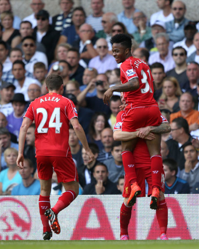 Tottenham 0-3 Liverpool – Reds Too Strong For Lilywhites At The Lane ...