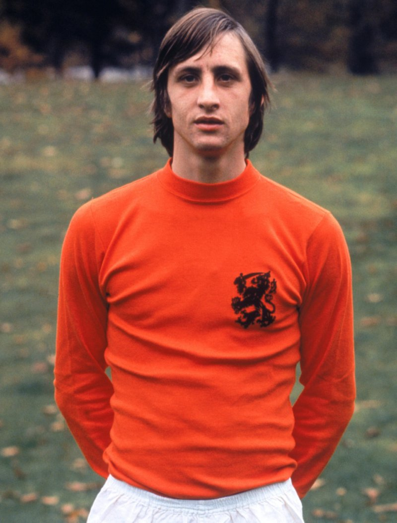 Happy Birthday Johan Cruyff: 10 Ace Photos Of 'Jopie' In ...