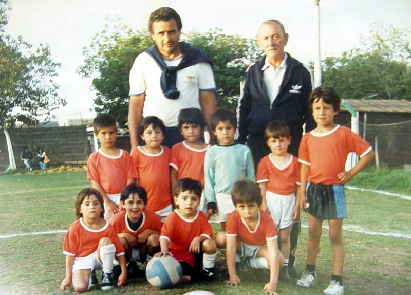 Messi, In pictures: the years all Who Lionel early | Ate