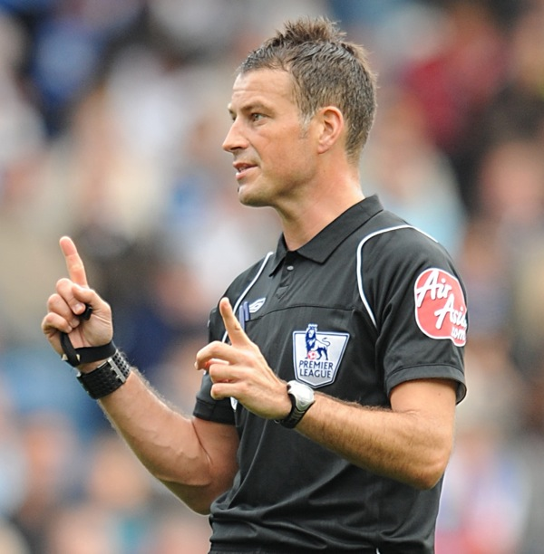 Clattenburg hair tuft