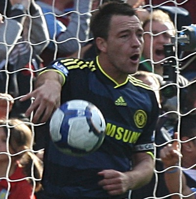 Did you enjoy John Terry's tantrum at Villa Park?