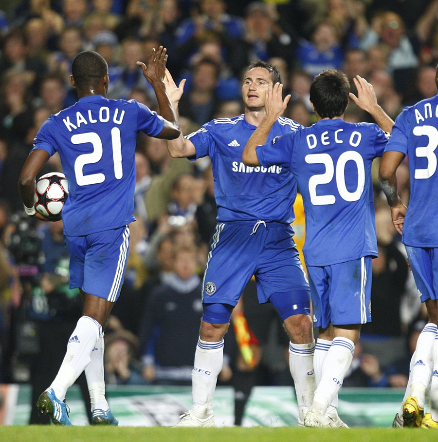 Photos: Chelsea 4-0 Atletico Madrid, Champions League