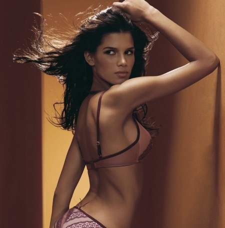The Football WAG Index No.11: Raica Oliveira