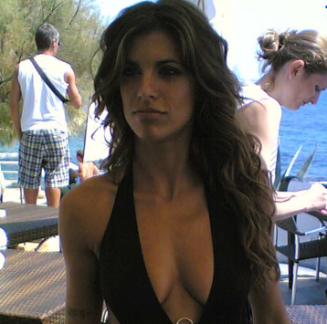 The Football WAG Index No.5: Elisabetta Canalis