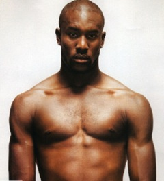 carlton cole shirtless