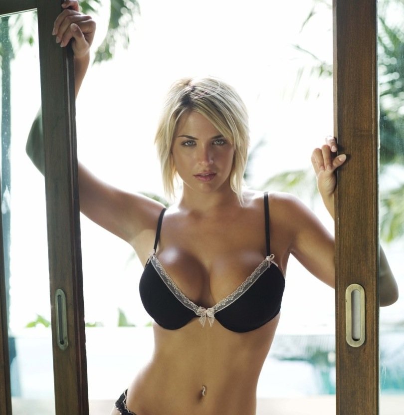 The Football WAG Index No.3: Gemma Atkinson
