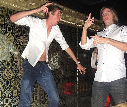 peter-crouch-and-jonathan-woodgate partying