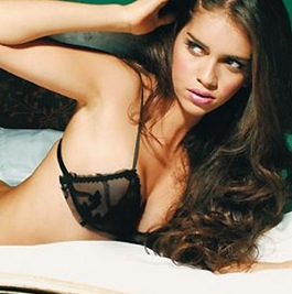 The Football WAG Index No.18: Zaira Nara